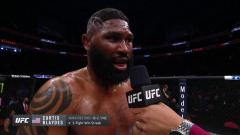 Report: Curtis Blaydes Tests Positive for COVID-19, UFC Vegas 15 Gets New Main Event