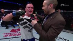 UFC Vegas 11 Video Highlights: Colby Covington TKOs Tyron Woodley