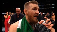 Conor McGregor: 'I'll Probably Never Retire'