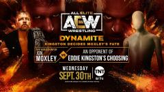 Jon Moxley To Face An Opponent Of Eddie Kingston's Choosing On 9/30 AEW Dynamite