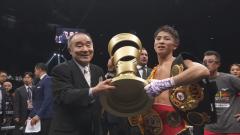 Naoya Inoue vs. John Riel Casimero Announced For April 25 On ESPN+