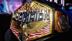 Details On New WWE United States Title Belt Design