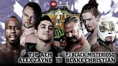 ACH, TJP, PJ Black, More Added To 8/14 NJPW Strong