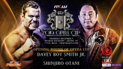 Davey Boy Smith Jr. vs. Shinjiro Otani Set For MLW 2019 Opera Cup First Round