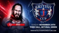 PAC Announced As Final Entrant For 2019 British J Cup