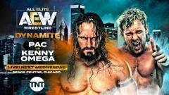 PAC vs. Kenny Omega 2 Set For 11/27 AEW Dynamite