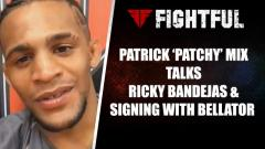 Patrick Mix Talks Ricky Bandejas Matchup, Signing With Bellator & Training at Jackson/Wink