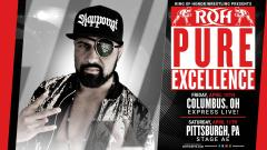 Rocky Romero Announced For ROH Pure Title Tournament, Nicole Savoy Set For Women's Title Tournament