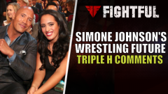 Triple H Tells Fightful That The Rock's Daughter Simone 'Has The Wrestling Bug'