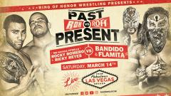 Havana Pitbulls To Take On MexaBlood At ROH Past vs. Present