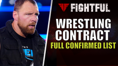Wrestling Contract Expiration Dates: WWE, AEW, NJPW, ROH, IMPACT, LU