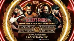 Dealer's Choice Match Set For ROH 18th Anniversary Show, Winner Receives Title Shot Of His Choice