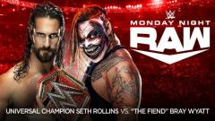 Seth Rollins vs. 'The Fiend' Bray Wyatt For Universal Title Advertised For 11/4 Raw