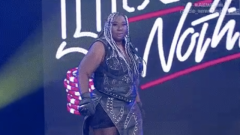 Awesome Kong Makes Surprise Appearance At AEW Double Or Nothing