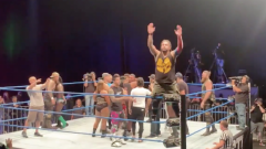 LAX Given Send-Off By IMPACT Roster At TV Tapings In Mexico