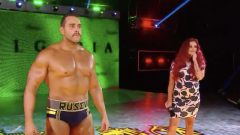 Rusev Returns, Insinuated As The Father Of Maria Kanellis' Baby Boy On WWE Raw
