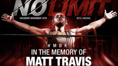 House Of Glory 'No Limit' Dedicated To Matt Travis