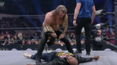Scorpio Sky Challenges Chris Jericho For AEW World Title On 11/27 AEW Dynamite