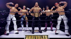 AEW Announces Action Figure Line With Jazwares