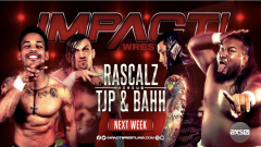 Four Matches Set For 6/2 IMPACT Wrestling