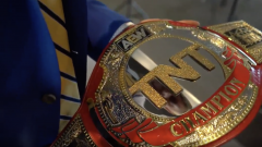 Cody Shows Off Finished AEW TNT Championship
