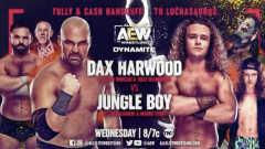 Stipulation Added To 1/27 AEW Dynamite Match