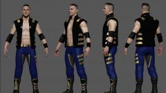 LSG Shares Info On Virtual Basement's Upcoming Next-Gen Wrestling Game