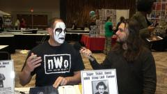 NWO Sting Says Gimmick Was Eric Bischoff's Brainchild, Talks Transformation Into The Character