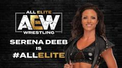 Serena Deeb Signs With All Elite Wrestling