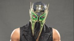 Serpentico Announces He's Signed A Contract With AEW