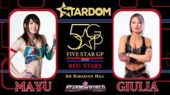 Stardom 5STAR GP Results (8/8-9): 5STAR Grand Prix Begins, Updated Standings