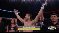 Report: Rodolfo Vieira Off UFC Fight Island 5, Markus Perez Calls Out Khamzat Chimaev