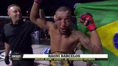 Report: Raoni Barcelos Replaces Jack Shore At UFC Vegas 13