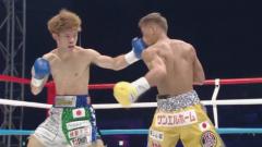 Kosei Tanaka Breaks Down Jonathan Gonzalez In Seven Rounds To Retain WBO Flyweight Title