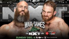 Timothy Thatcher vs. Tommaso Ciampa Added To NXT TakeOver: WarGames