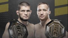 UFC 254 Poster Drops
