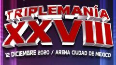 AAA TripleMania XXVIII Taking Place On December 12
