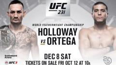 UFC 231 Results: Two Title Fights, Plus Manuwa & Santos Go To War!