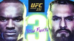 UFC 251 Matchmaker