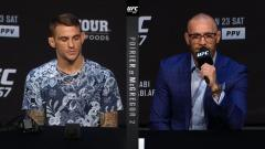 Conor McGregor A 3-To-1 Favorite vs. Dustin Poirier At UFC 257