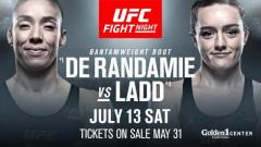 UFC Fight Night Sacramento Results: Germaine De Randamie & Aspen Ladd Headline, Plus Urijah Faber Returns!