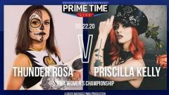 UWN Primetime Live Results (9/22): Thunder Rosa Defends NWA Women's Title Against Priscilla Kelly