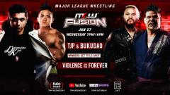 Number One Contender Tag Team Bout Set For 1/27 MLW FUSION