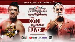 Simon Gotch vs. Jordan Oliver Set For 1/20 MLW FUSION