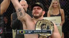 Report: Philipe Lins Faces Tanner Boser On UFC Fight Night: Poirier vs. Hooker