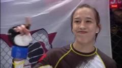 Report: UFC Signs Mariya Agapova