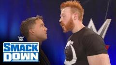 Sheamus and Shorty G go face to face on SmackDown.