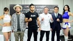 Rizin Lightweight Grand Prix Opening Round Bouts Announced