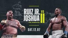 Fightful Boxing Newsletter (8/15/2019): Ruiz vs. Joshua 2 In Saudi Arabia?, WBSS Issues, More