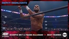 All Elite Wrestling Power Rankings - Week Eight